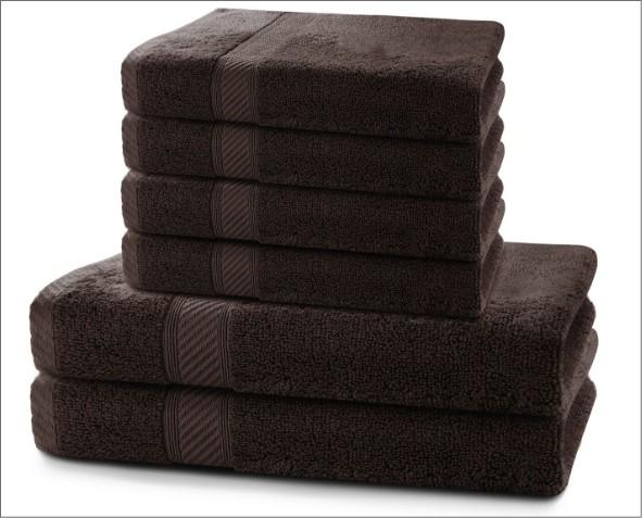 Brązowy ręcznik Bambi